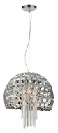 PLC 70078-AL La Maison Contemporary Aluminum Hanging Light