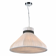 PLC 73020IVORY Nepro Ivory Hanging Light