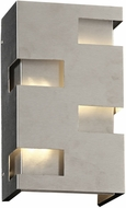 PLC 7512AL Kent Contemporary Aluminum LED Wall Sconce