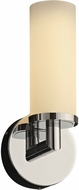 PLC 7596PC Surrey Contemporary Polished Chrome LED Wall Lamp