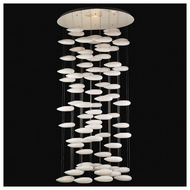 PLC 76867 Aquarium Large 80-light Modern Style Pendant Light