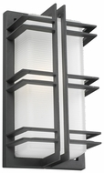 PLC 8012-BZ Gulf Modern Bronze Outdoor Wall Sconce Lighting