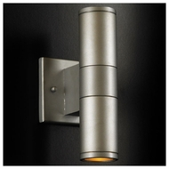 PLC 8024 Troll 2-light Contemporary Exterior Wall Lighting