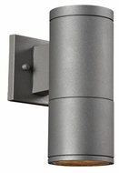 PLC 8032-BZ Troll II Small Bronze Modern Outdoor Security Lighting