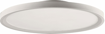 PLC 84459WH Piatto Modern White LED Home Ceiling Lighting