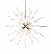 PLC 87775-PC Medusa Contemporary Pendant Light