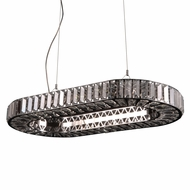 PLC 90048PC Marquee Polished Chrome Kitchen Island Light Fixture