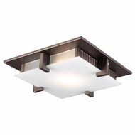 PLC 907-ORB Polipo Contemporary Oil Rubbed Bronze Ceiling Light Fixture