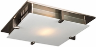 PLC 908-ORB Polipo Ceiling Light in Oil Rubbed Bronze