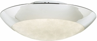 PLC 91104PC Rolland Modern Polished Chrome LED Ceiling Light
