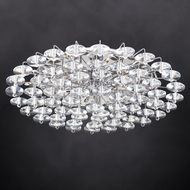 PLC 96983-PC Diamente 18-Lamp Ceiling Light Fixture