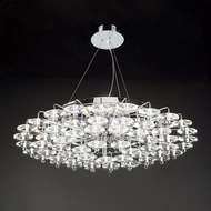 PLC 96987-PC Diamente 18-Light Chandelier
