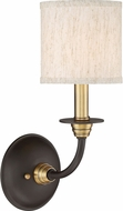 Quoizel ADY8701OZ Audley Old Bronze Wall Sconce