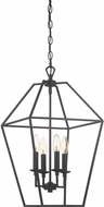 Quoizel AVY5204PN Aviary Contemporary Palladian Bronze 13  Entryway Light Fixture