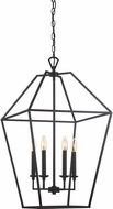 Quoizel AVY5206PN Aviary Contemporary Palladian Bronze 20.25  Foyer Light Fixture