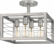Quoizel AWD1714AN Awendaw Antique Nickel Ceiling Lighting