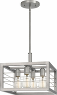 Quoizel AWD2814AN Awendaw Antique Nickel Pendant Lighting