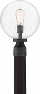 Quoizel BAE9010GK Barre Grey Ash Outdoor Post Lamp