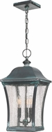 Quoizel BDS1910AGV Bardstown Traditional Aged Verde Outdoor Lighting Pendant