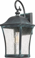 Quoizel BDS8408AGV Bardstown Traditional Aged Verde Exterior Wall Lamp