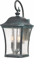 Quoizel BDS8410AGV Bardstown Traditional Aged Verde Outdoor Wall Lighting