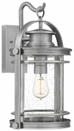 Quoizel BKR8410IA Booker Industrial Aluminum Exterior 11  Wall Lighting