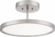 Quoizel BLW1715BN Beltway Modern Brushed Nickel LED Ceiling Lighting