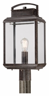 Quoizel BRN9010IB Byron 21 Inch Tall Imperial Bronze Transitional Outdoor Post Lighting