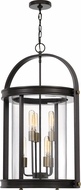 Quoizel BTE5206OZ Baltimore Contemporary Old Bronze 19.5  Foyer Lighting