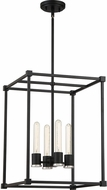 Quoizel BYR5204EK Bayridge Contemporary Earth Black Foyer Lighting Fixture
