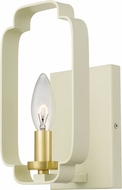 Quoizel CEN8801LCR Centennial Light Cream Wall Lamp