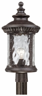 Quoizel CHI9011IB Chimera Outdoor Bronze Transitional Pole Lighting