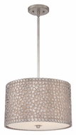 Quoizel CKCF2816OS Confetti Small Modern 16 Inch Diameter Drum Lighting Pendant
