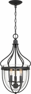 Quoizel CNY5203GK Colony Grey Ash Mini Ceiling Light Pendant