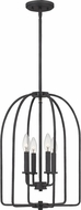 Quoizel COL5214MK Cornell Marcado Black Foyer Lighting