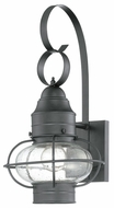 Quoizel COR8409K Cooper Small 17.5 Inch Tall Nautical Outdoor Wall Lighting