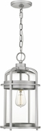 Quoizel CRN1909IA Carrington Modern Industrial Aluminum Outdoor Lighting Pendant