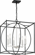 Quoizel CSW5206EK Crosswise Modern Earth Black 22.5  Foyer Lighting