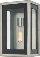 Quoizel CVY8409MBK Convoy Contemporary Matte Black Outdoor 9 Wall Sconce