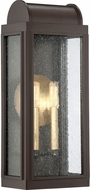 Quoizel DL8408WT Danville Retro Western Bronze Outdoor 8  Wall Lighting
