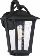 Quoizel DRS8409EK Darius Earth Black Outdoor 9  Wall Light Fixture