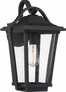 Quoizel DRS8411EK Darius Earth Black Exterior 11  Lighting Wall Sconce