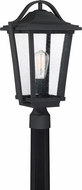 Quoizel DRS9011EK Darius Earth Black Outdoor Lamp Post Light