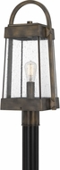 Quoizel ELL9010SU Ellington Statuary Bronze Outdoor Post Light