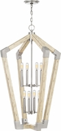 Quoizel FB5208AN Fable Modern Antique Nickel 25.5 Foyer Lighting