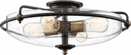 Quoizel GFC1621PN Griffin Modern Palladian Bronze Extra Large Ceiling Lighting Fixture