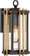 Quoizel GLD8406WT Goldenrod Contemporary Western Bronze Outdoor 6.25  Wall Lighting Sconce