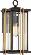 Quoizel GLD8408WT Goldenrod Modern Western Bronze Outdoor 8.25  Wall Sconce Lighting