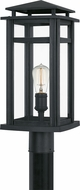 Quoizel GRB9008EK Granby Earth Black Outdoor Post Light Fixture