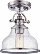 Quoizel GRTS1708BN Grant Modern Brushed Nickel 8  Ceiling Lighting